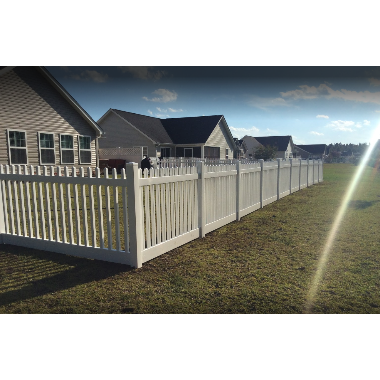 All American Fence & Deck