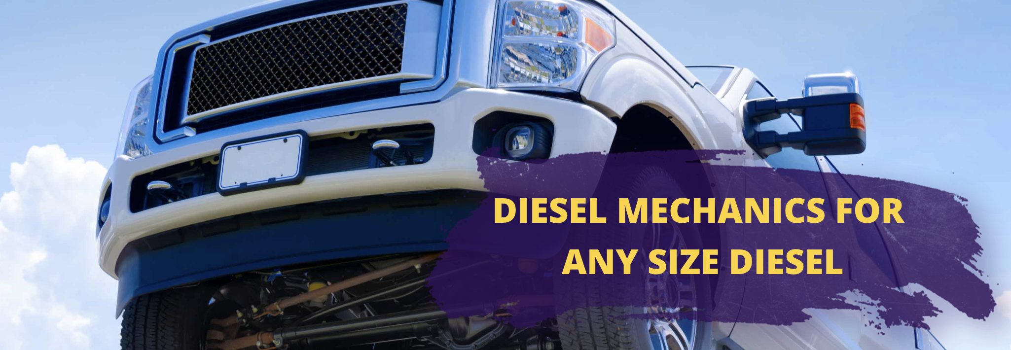 Dale's Auto Repair has specialized technicians for any size diesel vehicle maintenance.