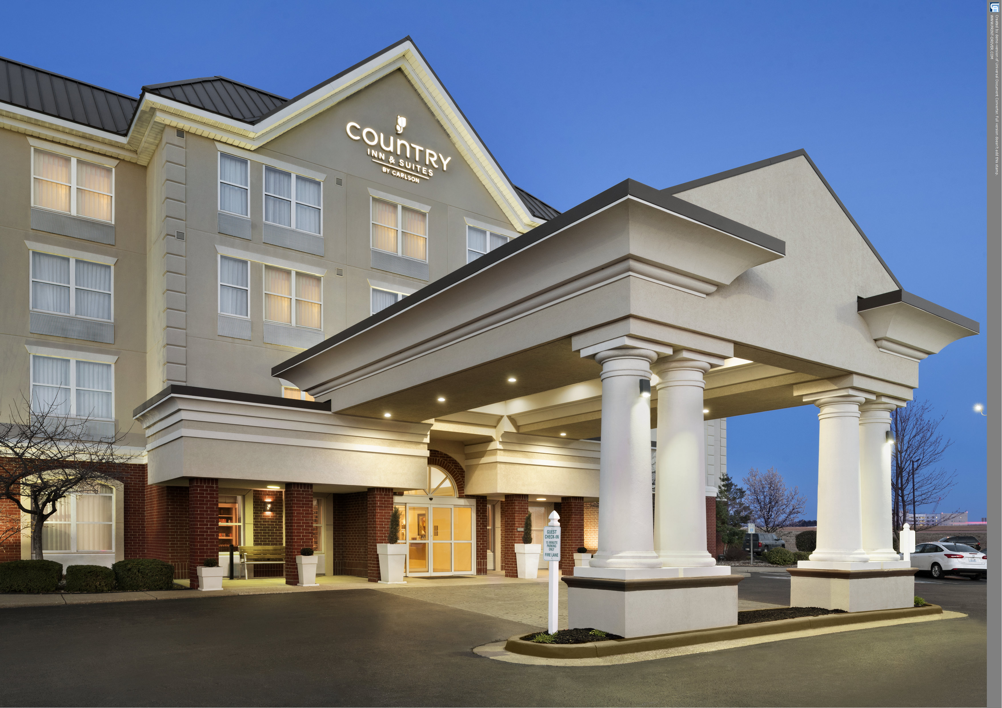 Country Inn & Suites by Radisson, Evansville, IN image 0