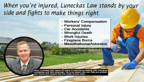 Luneckas Law, P.C. - Workers' Compensation & Personal Injury Lawyer image 3