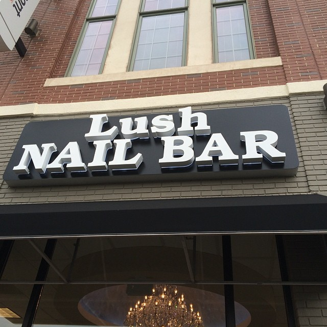 Lush Nail Bar Atlantic 232 19th St NW 7120 Atlanta GA Hair Salons