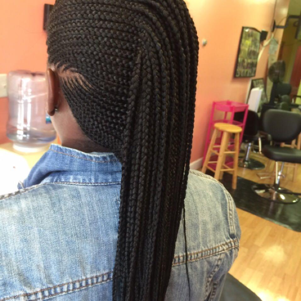 Aisha Hair Braiding image 21