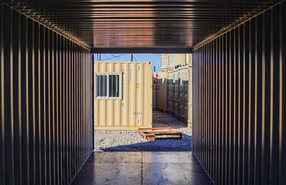 Tuff Box Shipping Containers and Mobile Offices 5657 W Skelly Dr