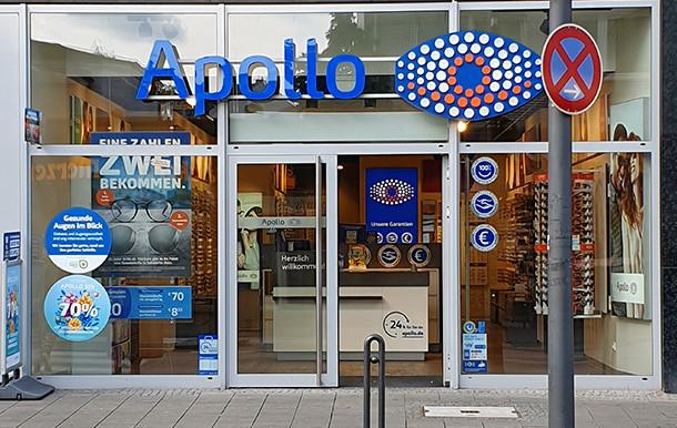 Apollo-Optik, Frankfurter Str. 16 in Köln-Mülheim