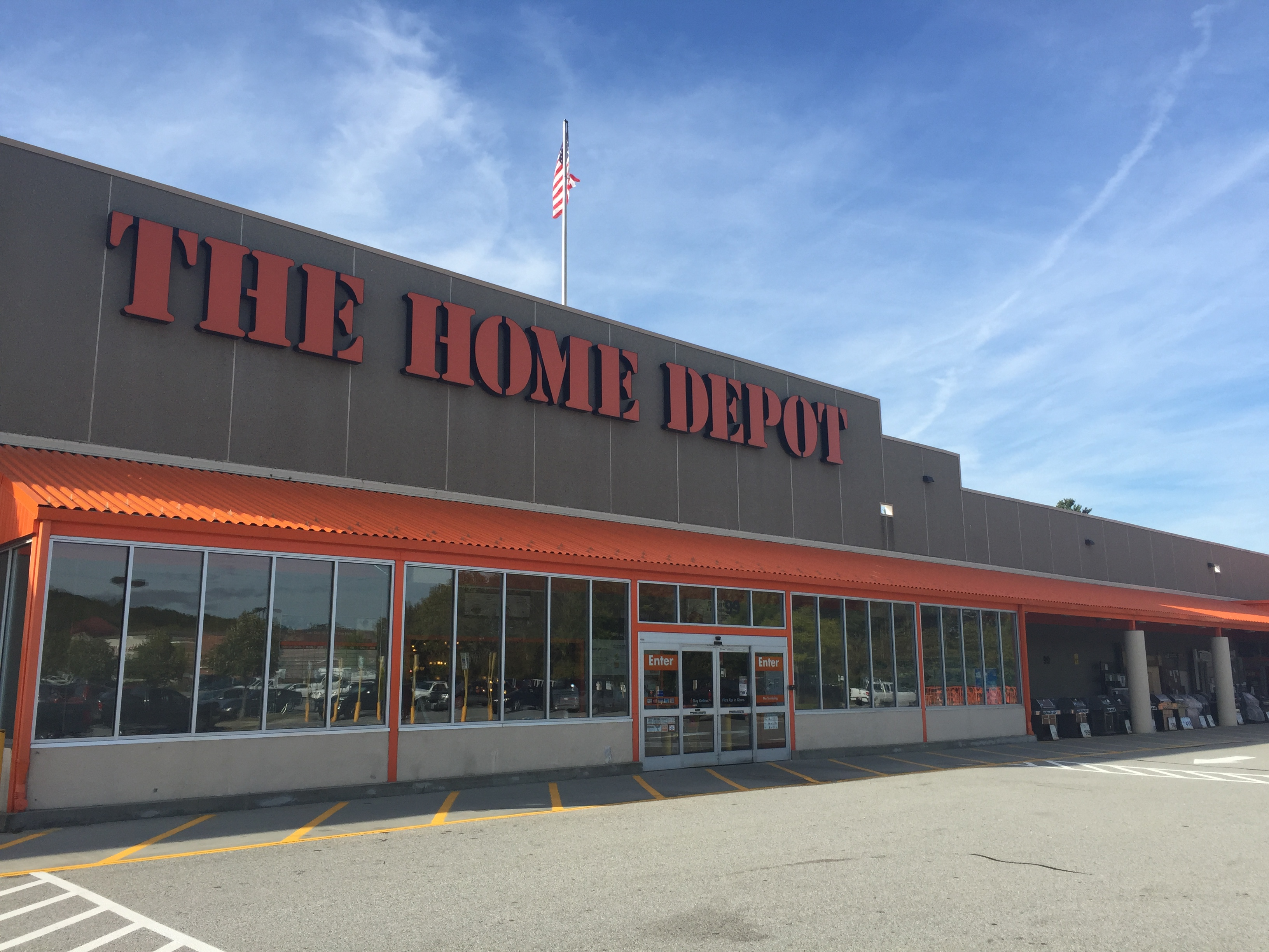 Home Depot Auburn Massachusetts