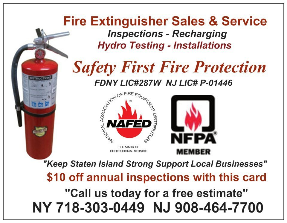 Safety First Fire Protection LLC image 8