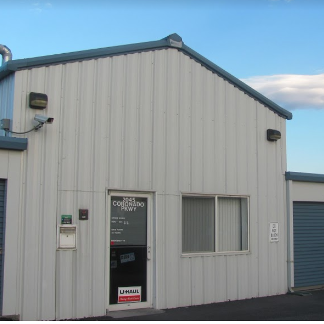 Coronado Self Storage - Thornton
