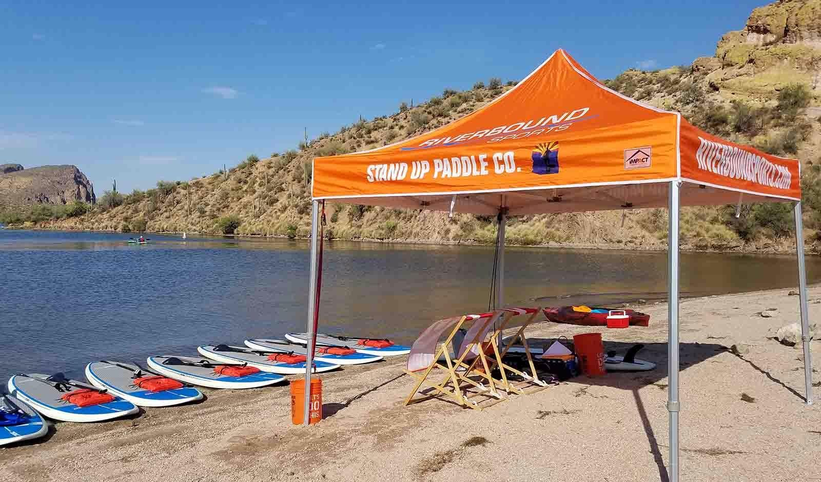 Riverbound Sports Stand Up Paddleboard Shop image 1
