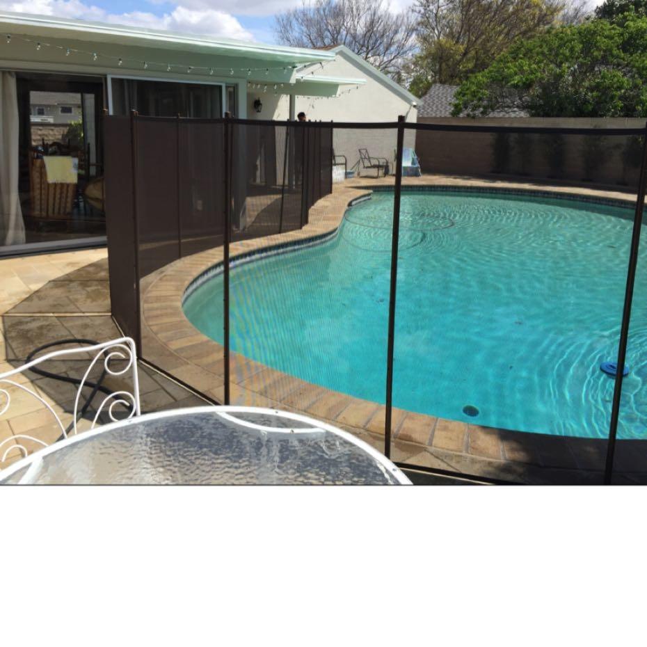 Nathans Pool Fence image 14