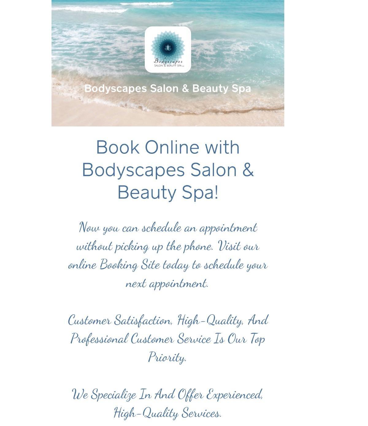 Bodyscapes Salon & Beauty Spa image 11