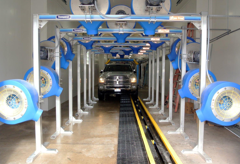 Tagg N Go Express Car Wash