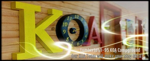 Lumberton / I-95 KOA Journey image 11