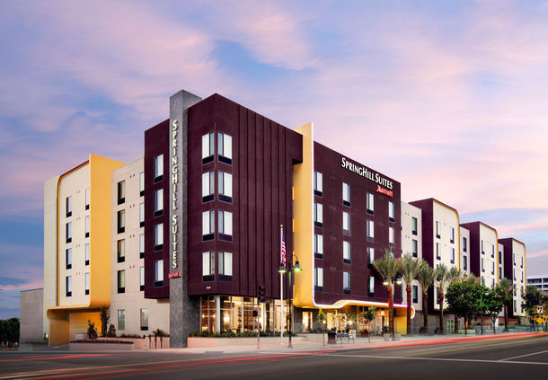 Welcome to the SpringHill Suites Los Angeles Burbank/Downtown!