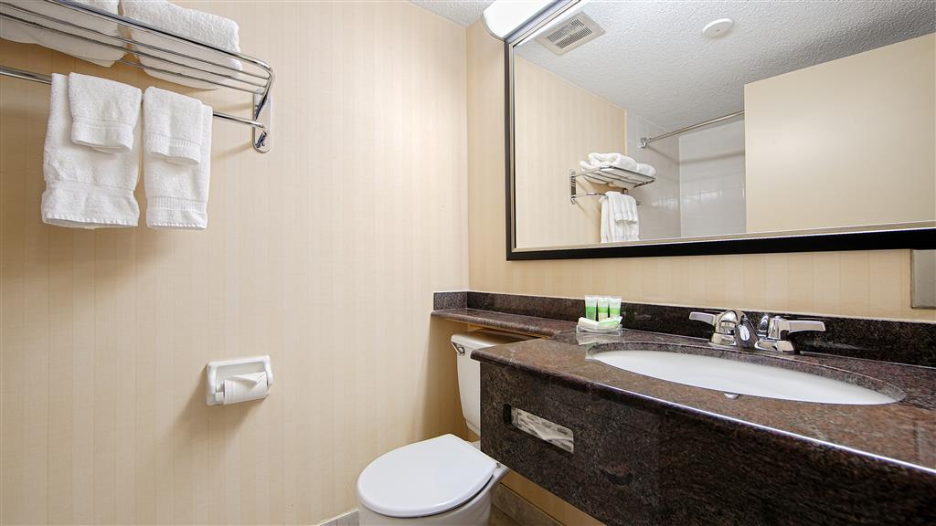 Best Western Plus Gatineau-Ottawa à Gatineau: Guest Bathroom