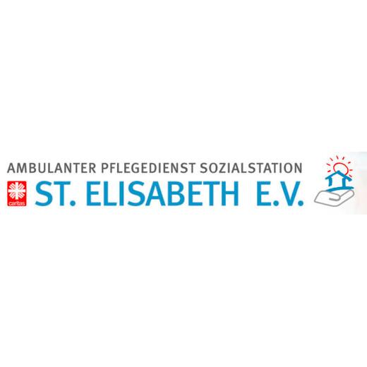 Logo von Ambulanter Pflegedienst Sozialstation St. Elisabeth e.V.