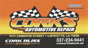 Corks Automotive Repair