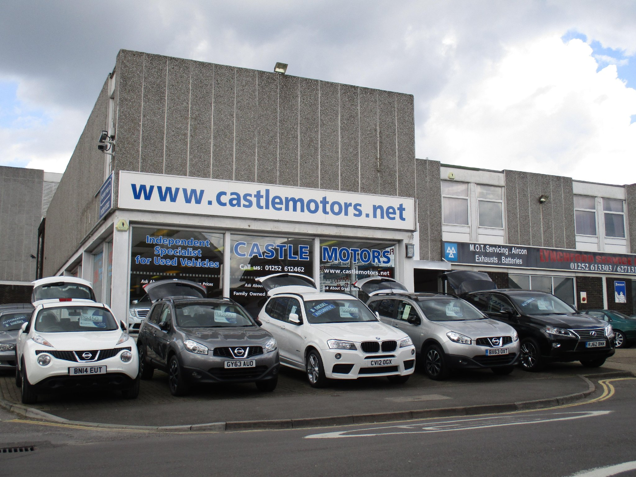 Fleet Hampshire Car Dealers