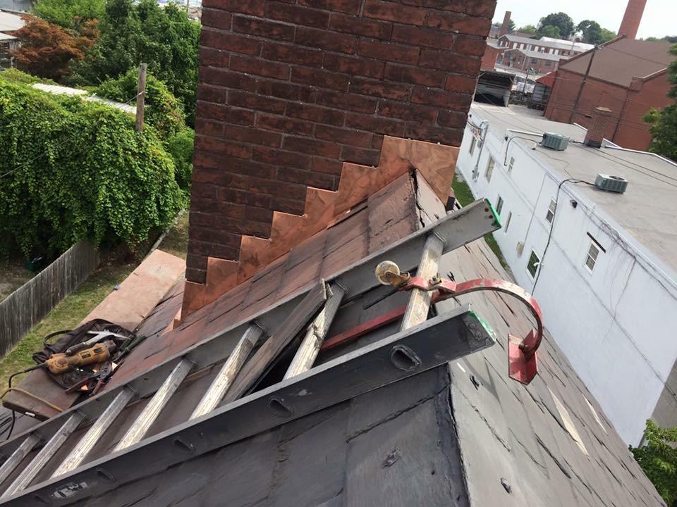 Joey Wildasin Slate Roofing image 16