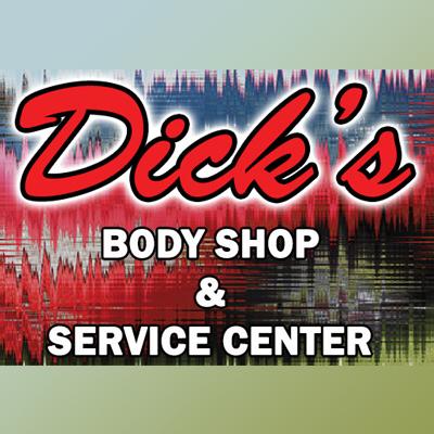 Dick 39 s body shop service inc in tecumseh mi 49286 for Irwin motors body shop