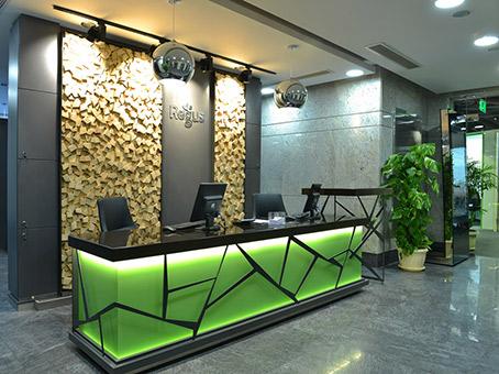 Regus - New Cairo, Financial Center