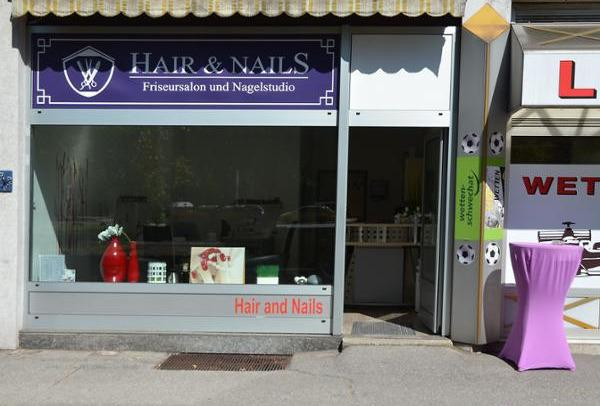 Hair and Nails - Friseurstudio & Nagelstudio - Radler Claudia KG