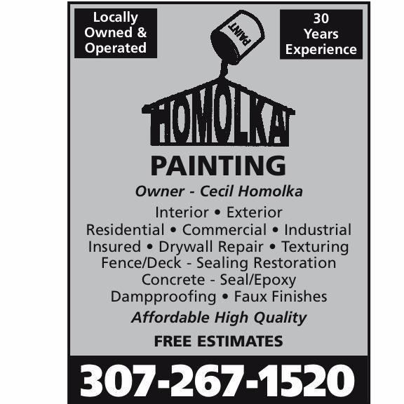 Homolka Painting