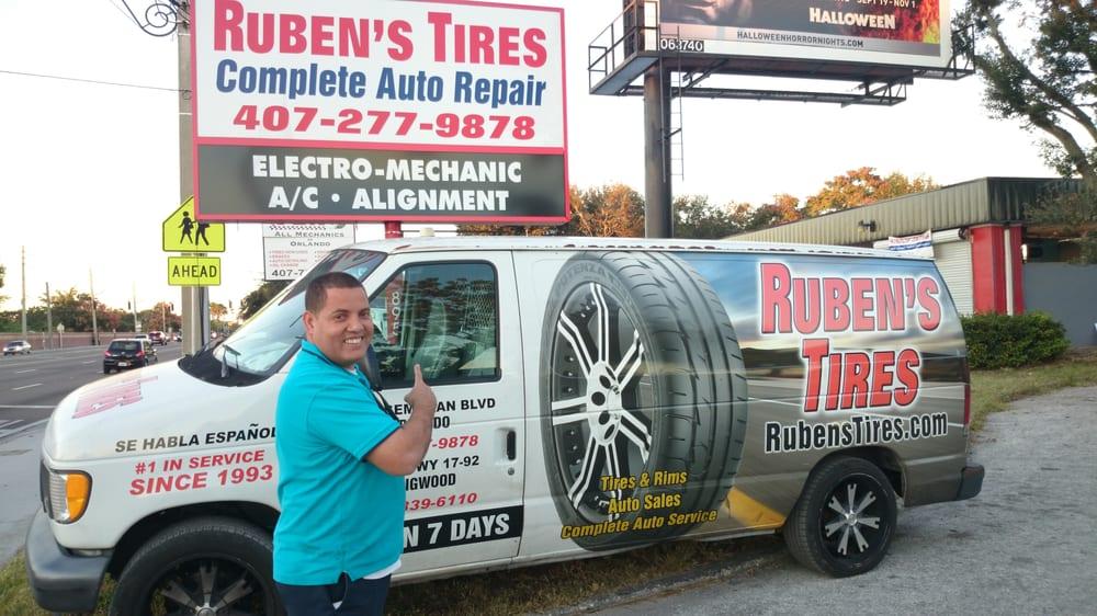 Ruben's Tires Service III image 4