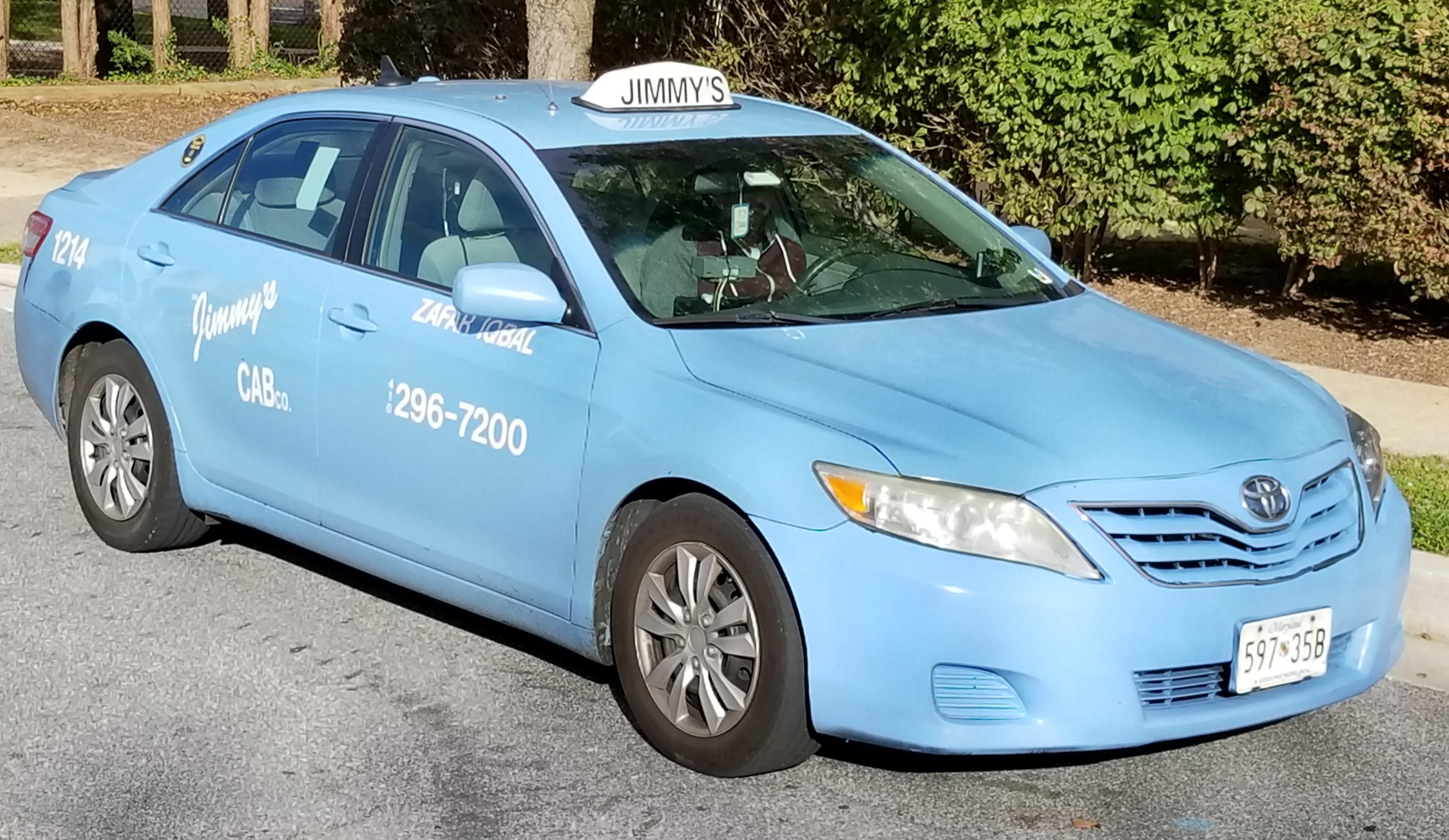 Jimmy's Cab Co image 1