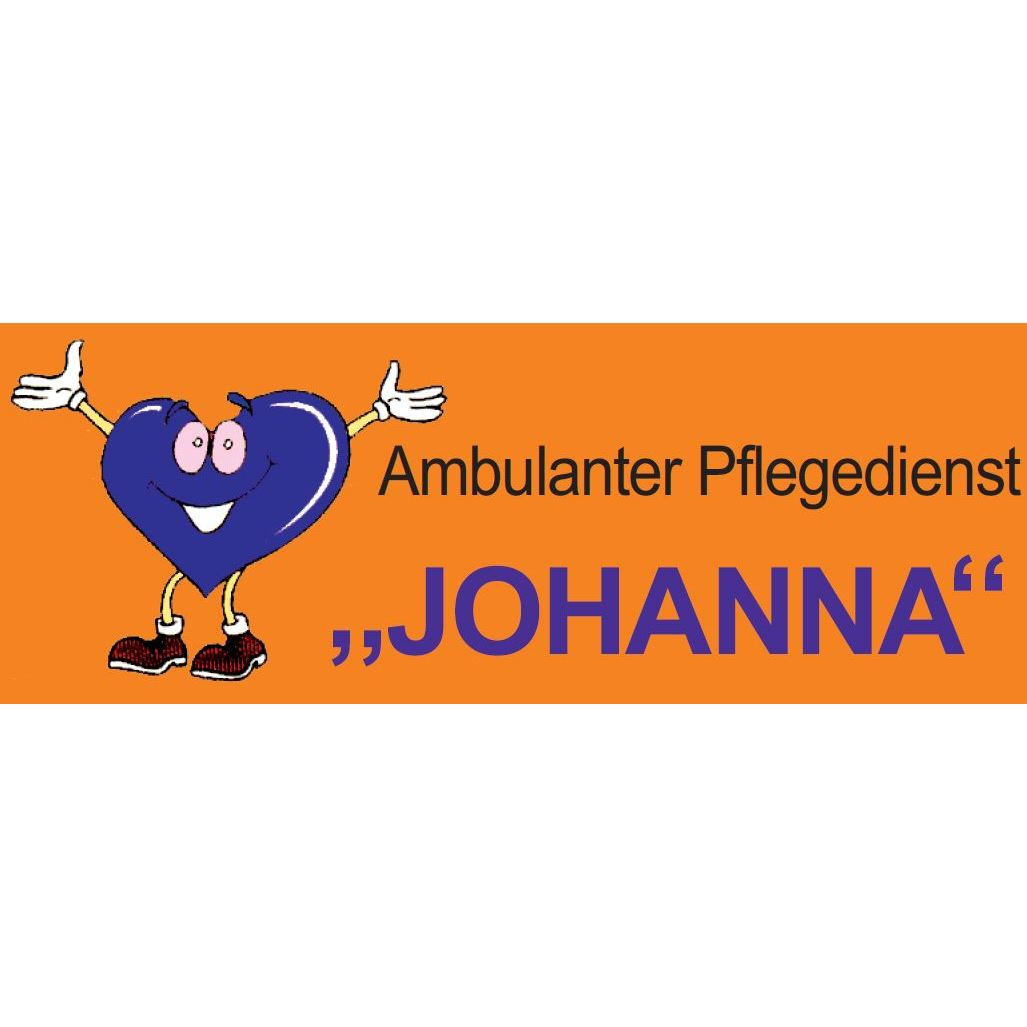 Logo von Ambulanter Pflegedienst Johanna