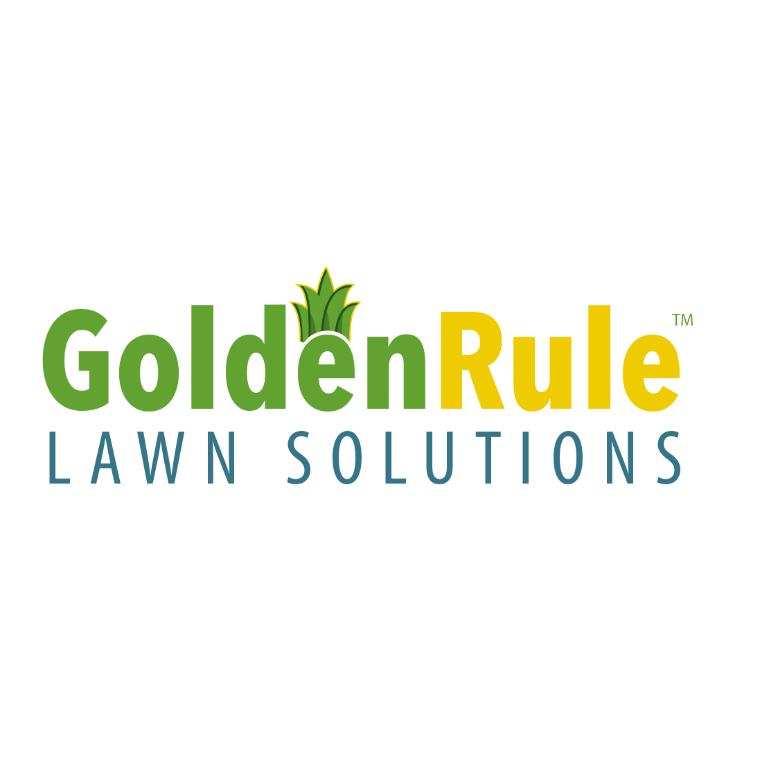 GoldenRule Lawn Solutions - ad image