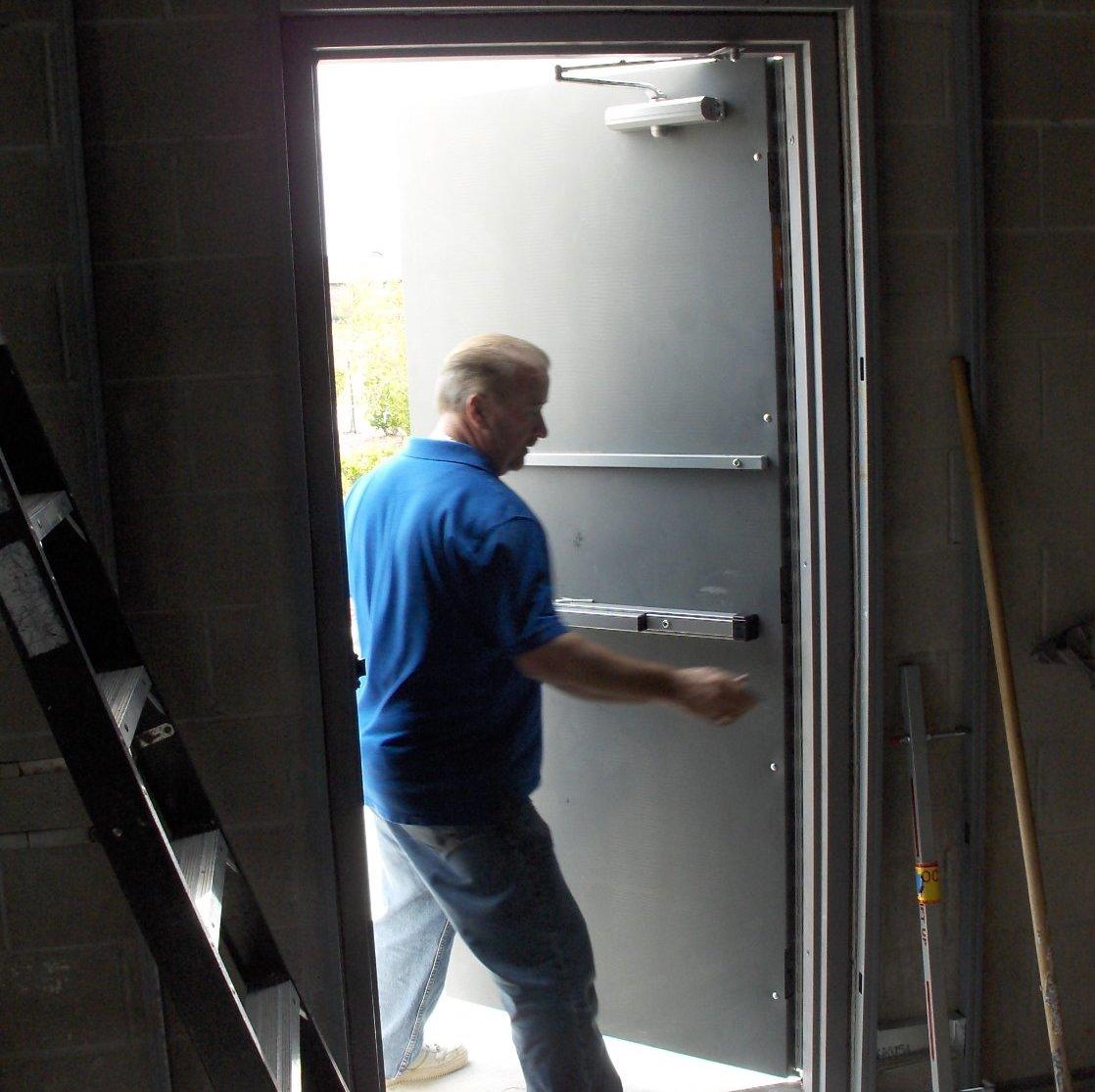 Heights Door Works|Commercial Door Service & Installation image 14