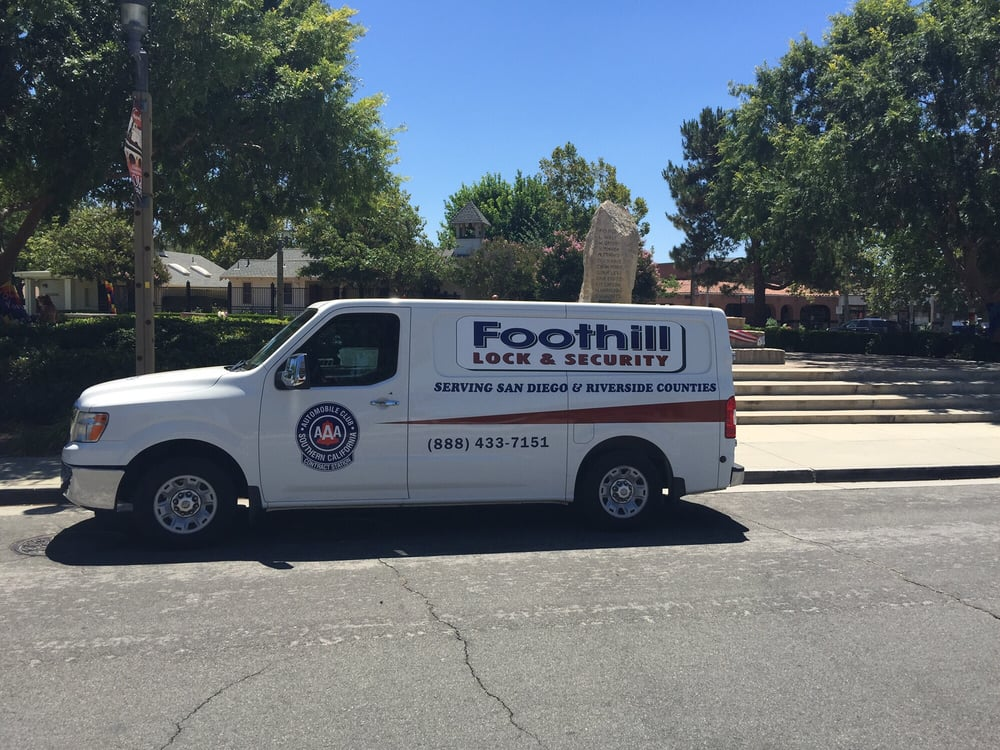 Foothill Lock & Security image 3