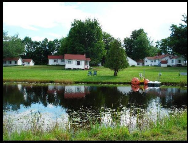Eden Village Bar Harbor Pond