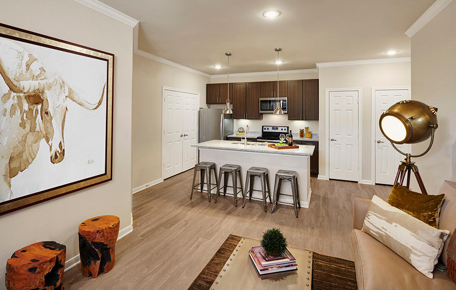 Camden Cedar Hills Apartments image 1