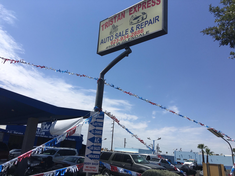 Tristan Express Auto Sale & Repair image 0