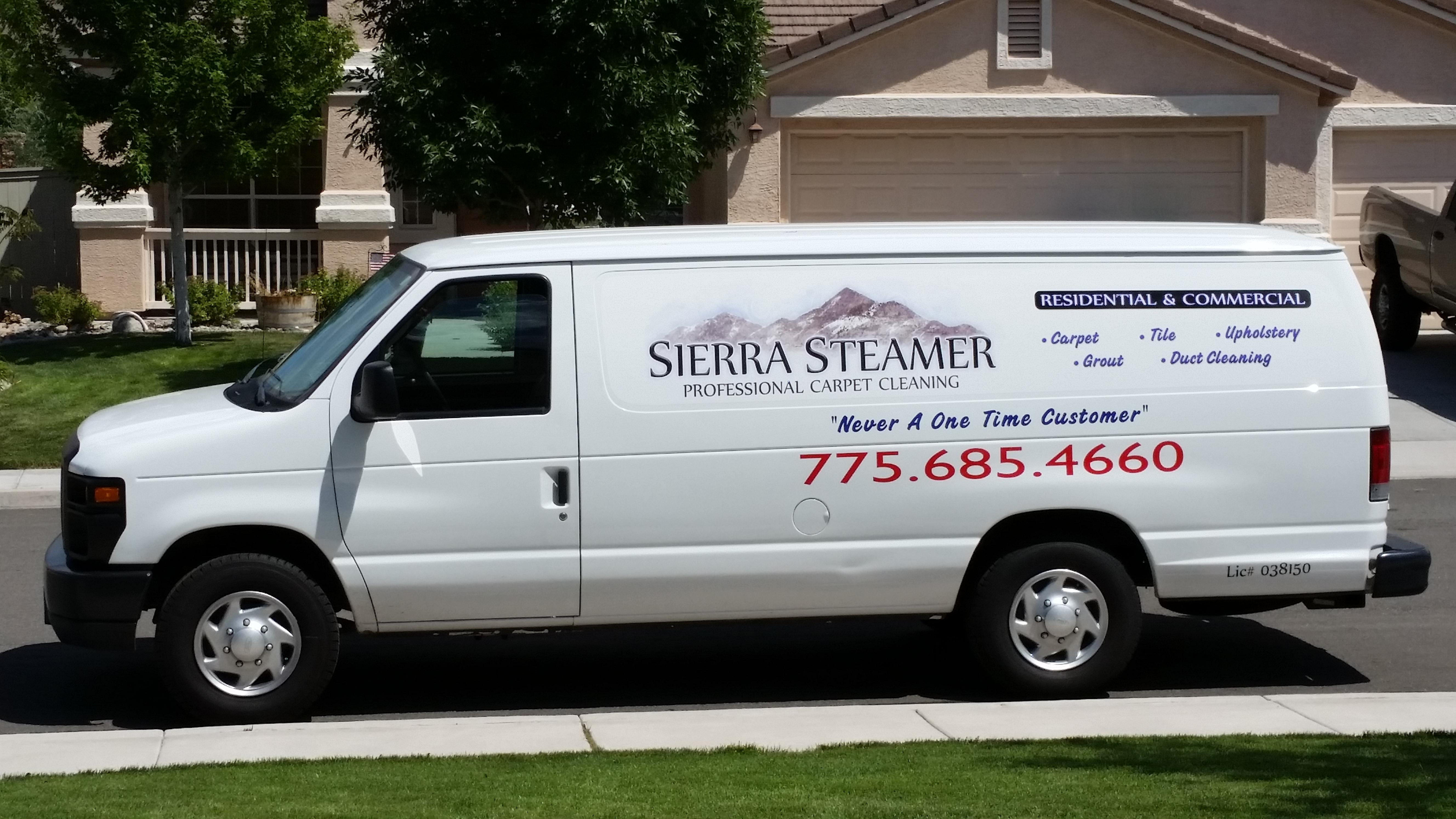 Sierra Steamer image 1