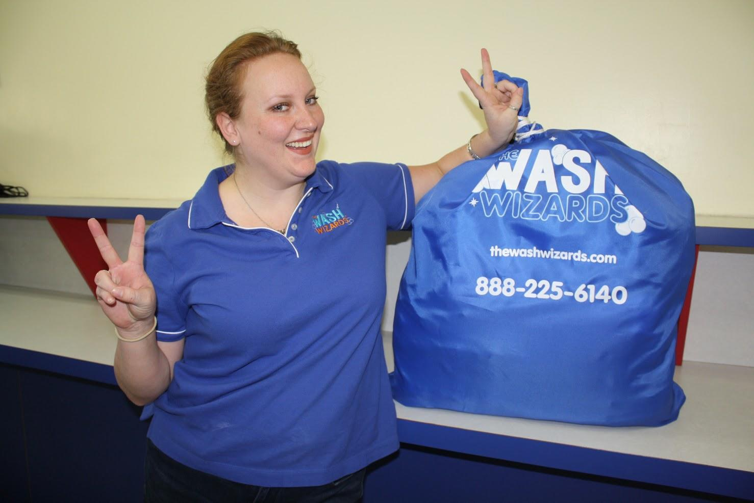 Wash Wizards Laundry Pickup & Delivery Service - Oxnard image 3