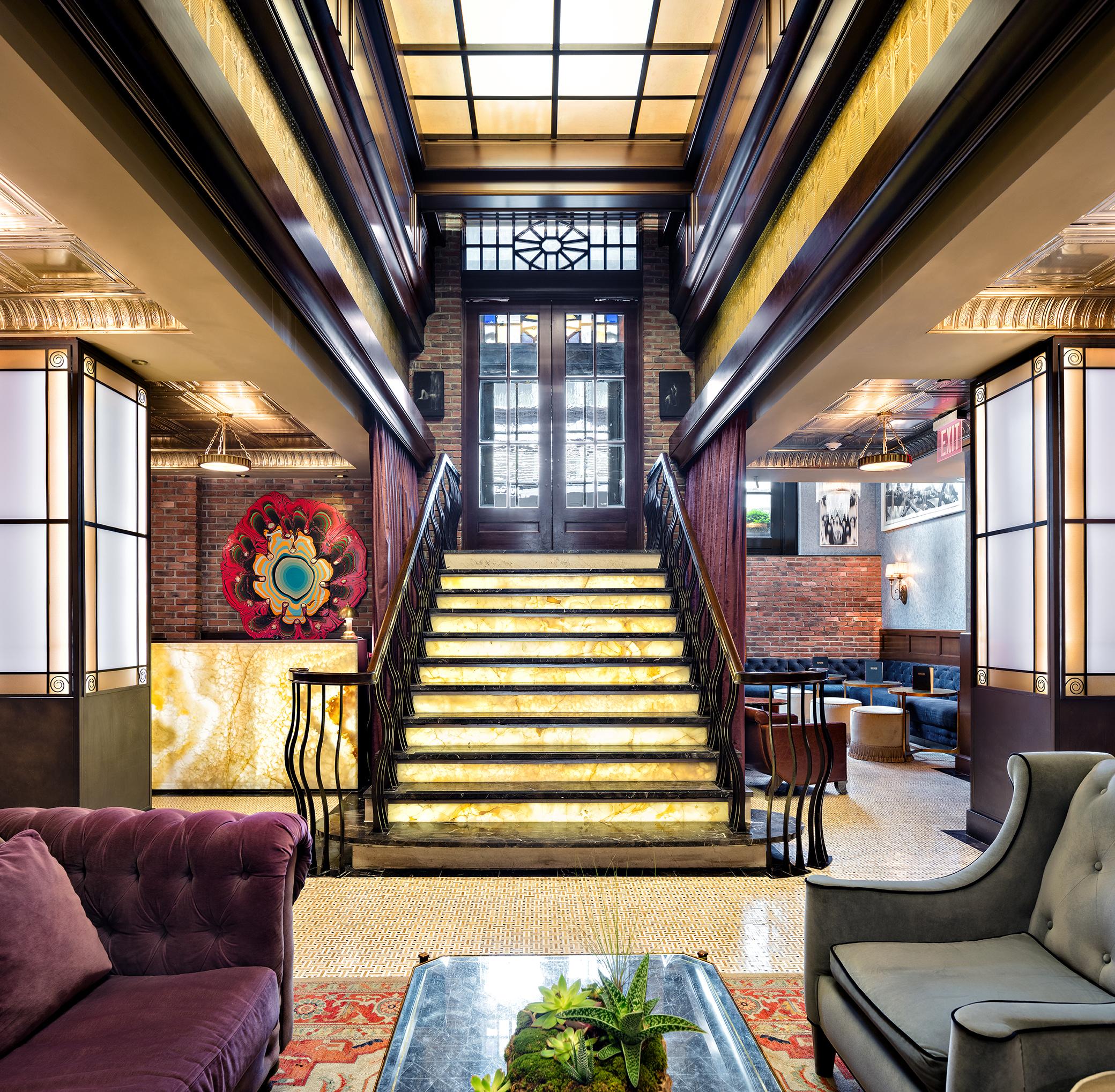 Walker Hotel Greenwich Village 52 West 13th Street New York Ny Hotels Motels Mapquest