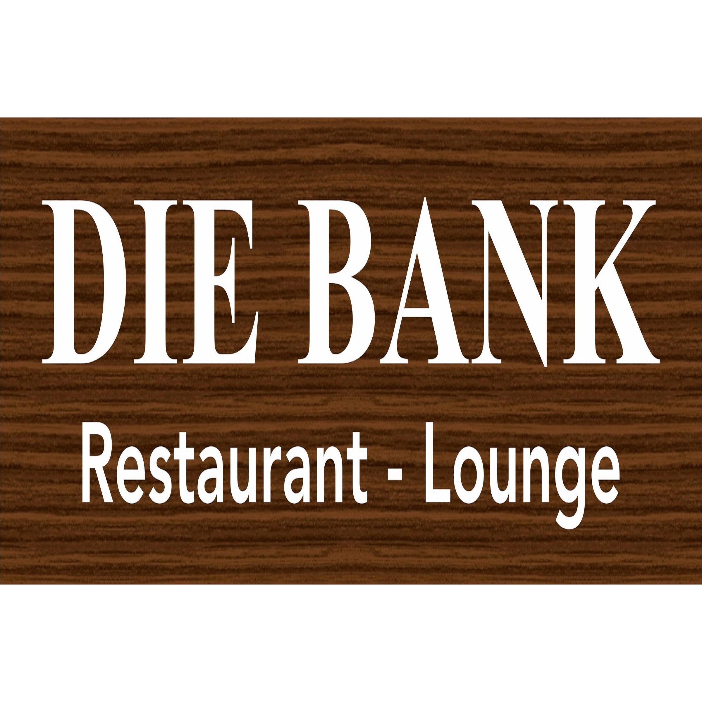 Logo von Die Bank Restaurant Lounge UG