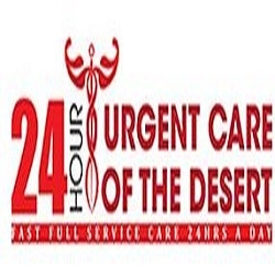 24 Hour Urgent Care of the Desert