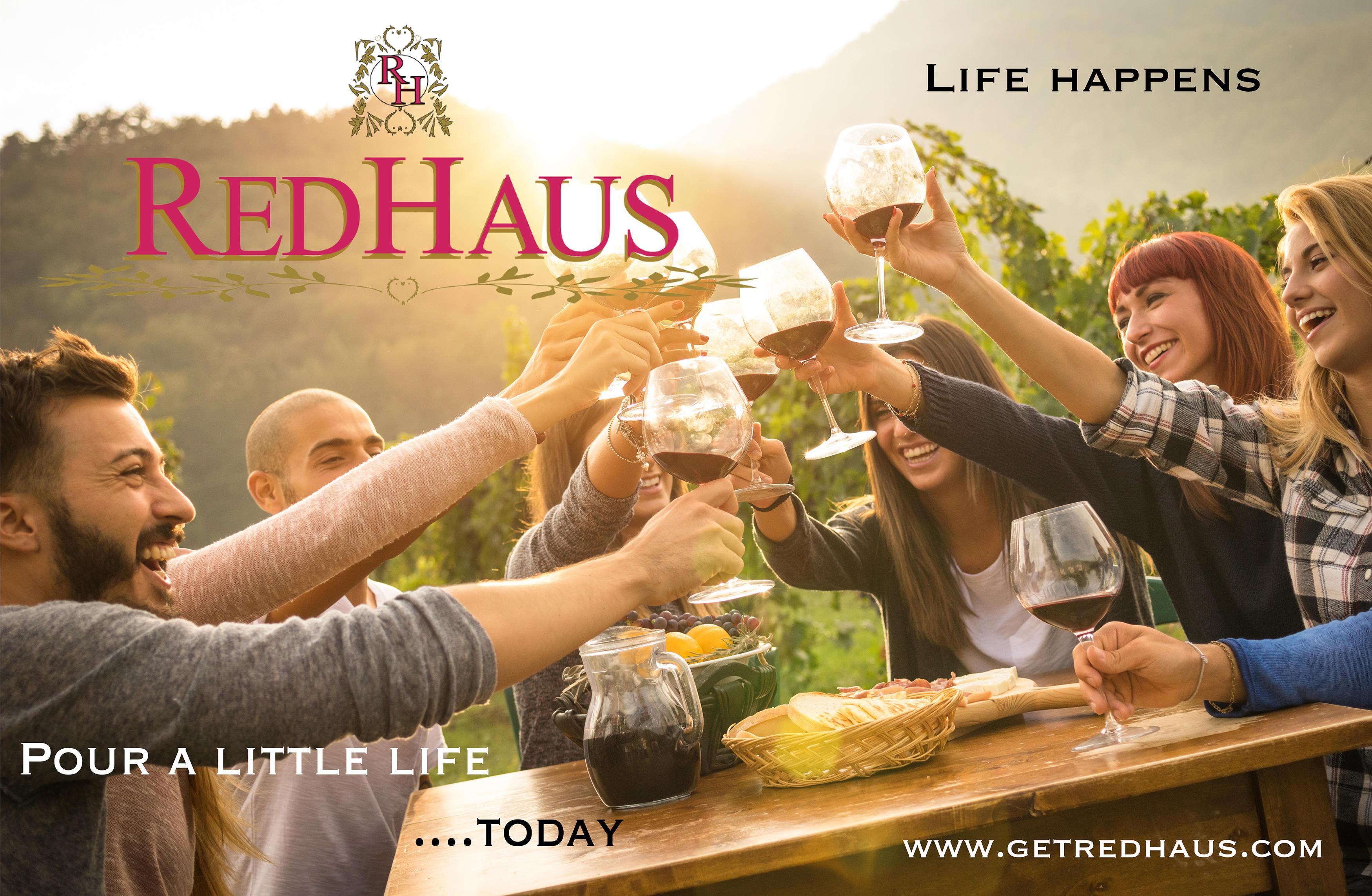 Redhaus & Élever Vineyards & Winery image 2
