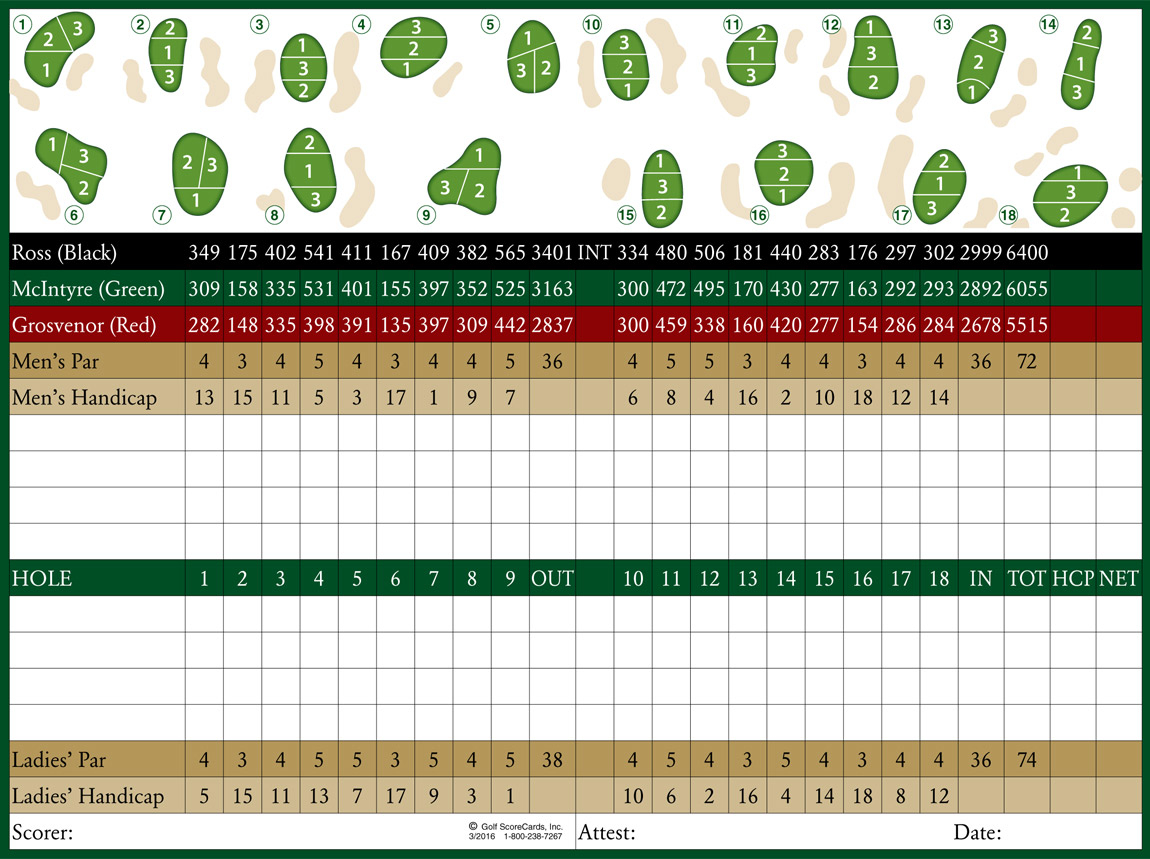 Monroe Golf & Country Club image 8