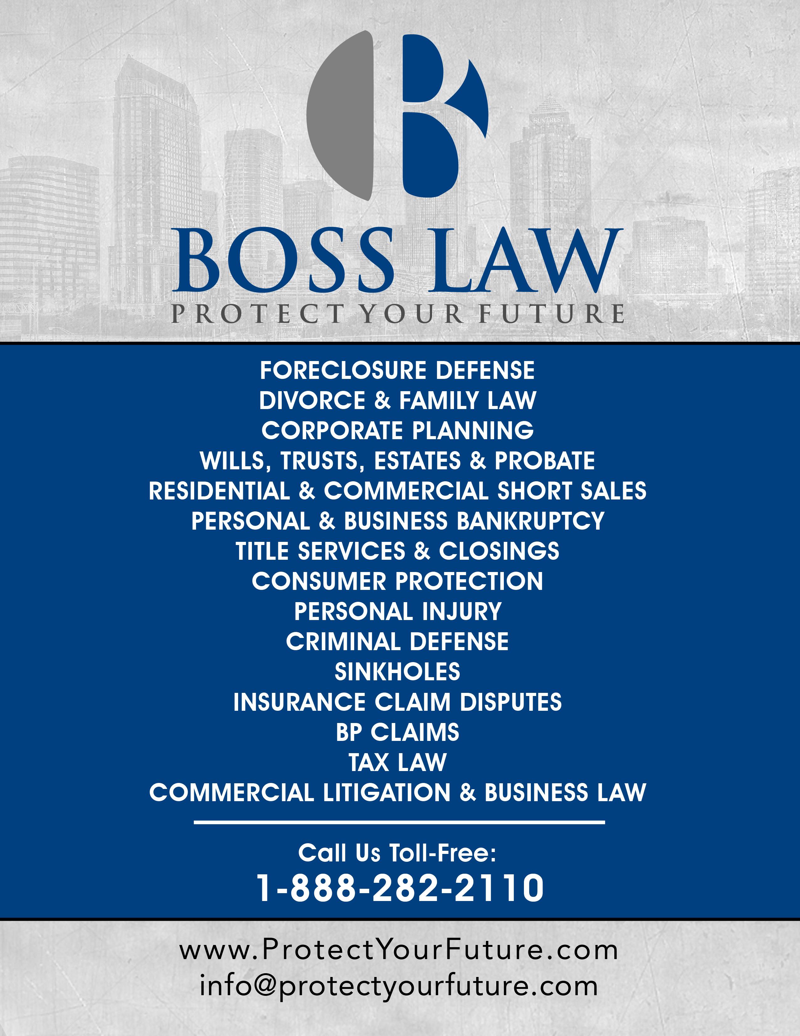 Boss Law, P.L. image 0