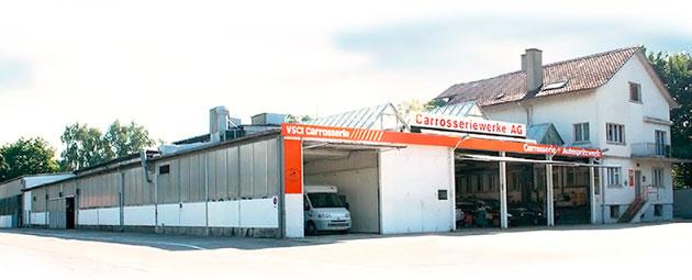 Carrosseriewerke AG