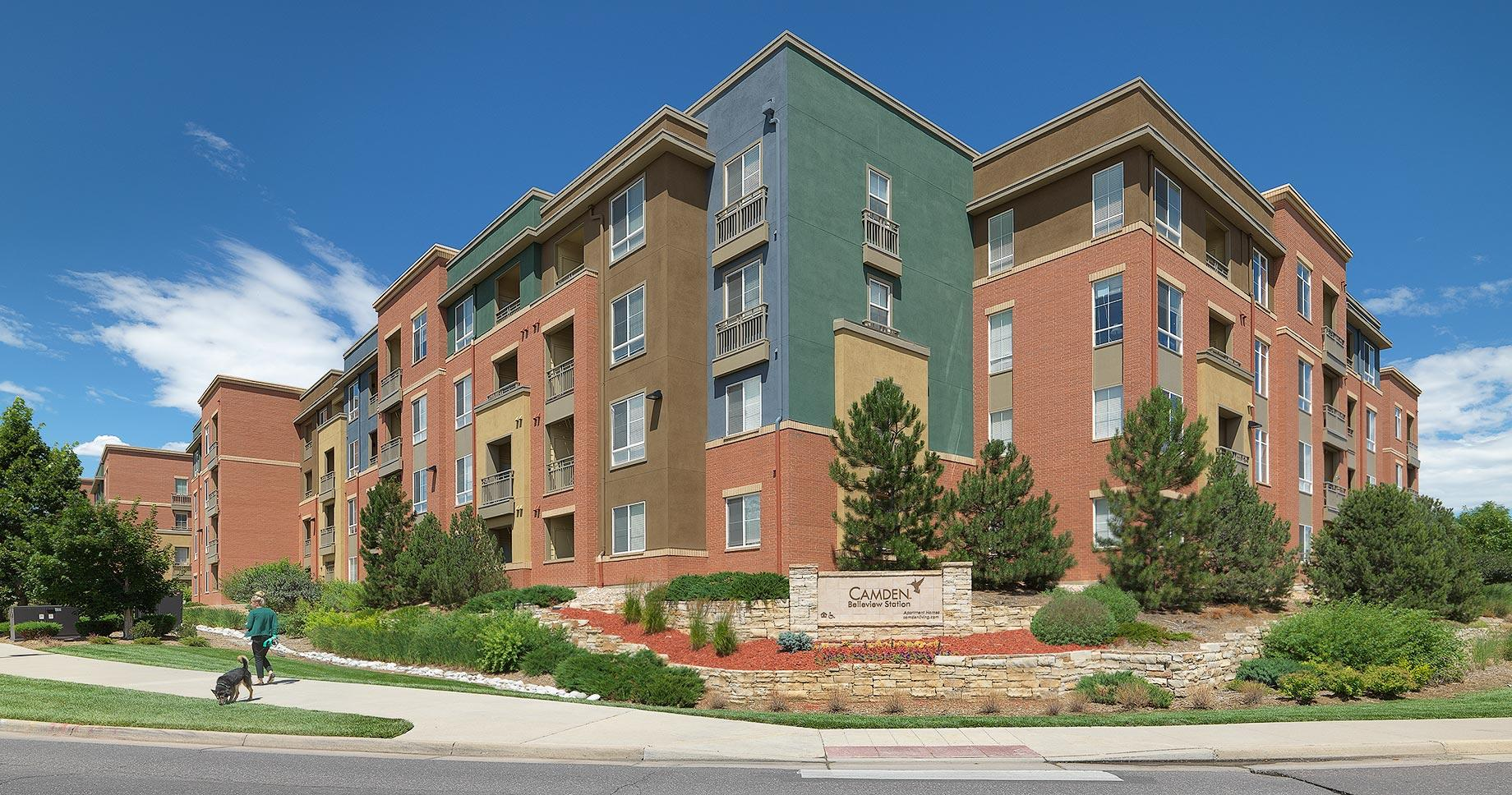 Camden Belleview Station Apartments