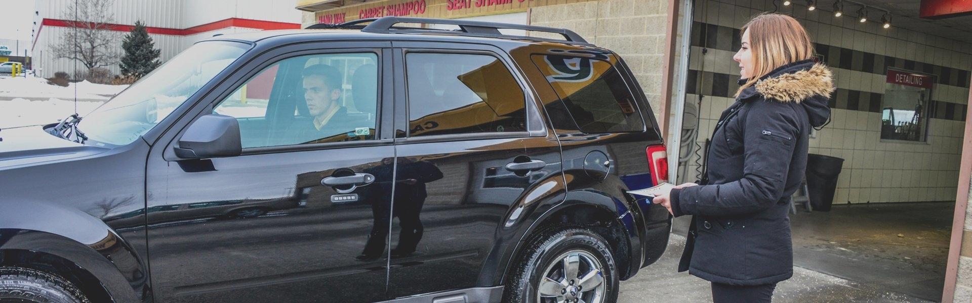 The Chamois Full Service Car Wash