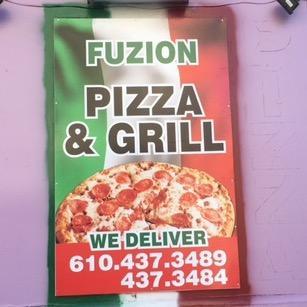 Fuzion Pizza & Grill - Allentown, PA 18102 - (610)437-3484 | ShowMeLocal.com