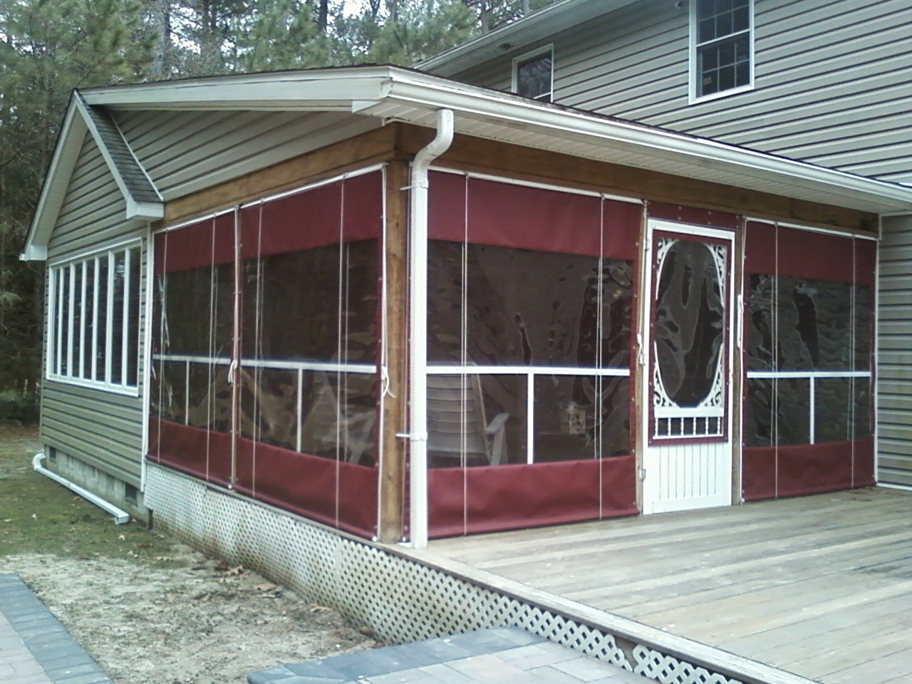 Porch Protection Systems image 28