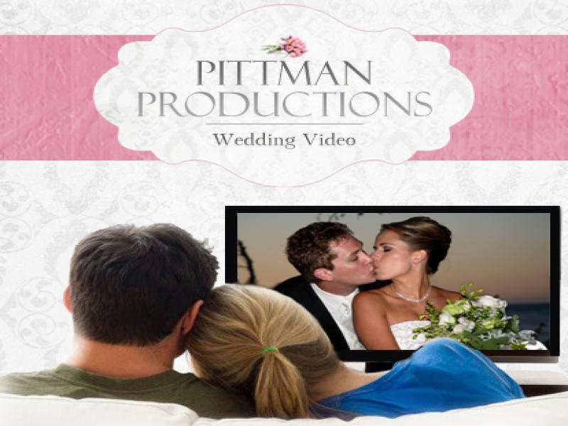 Pittman Productions Wedding Video image 0