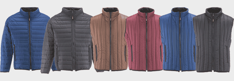 New Puffers-MADE IN THE USA